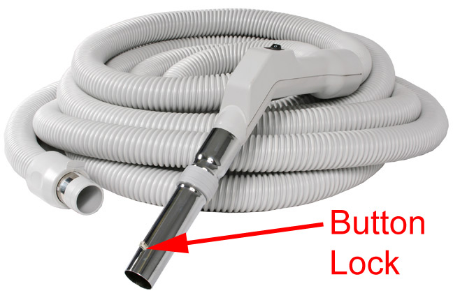 Button Lock Hose
